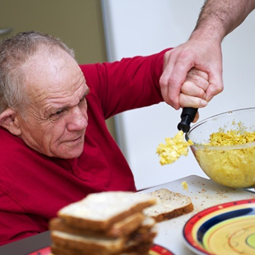 Occupational therapy helps older people have fuller lives